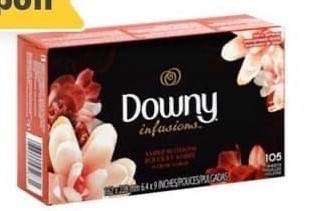 Pay $6.03 for Tide Pods, Ustopples & Downy Dryer sheets (Regular priced at $26.03)