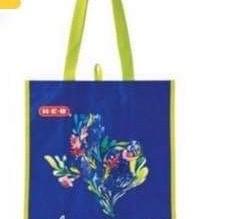 *($1 Each)  for Texas Home Grown Bluebonnets Reusable Shopping bag at HEB*
