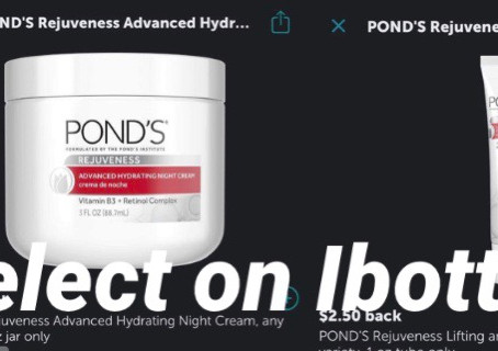👀Pay $7.88 for Ponds cream Deal!  Regular priced ( $32.88)😳