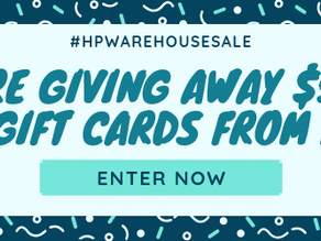 5 $100 HP gift cards up for grabs from of Savings.com!