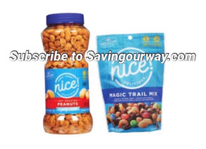 Nice Snacks on sale at Walgreens this week making a great stock up!