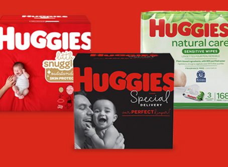 Huggies FREE Diapers for a YEAR! Tap on picture to see details of this Exciting NEWS!