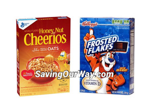 *Wags Cereal Deal this week!  (Check out my post!)*