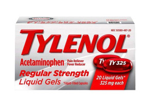 😱55% Savings on Tylenol 20 ct at HEB! Love this Deal👀