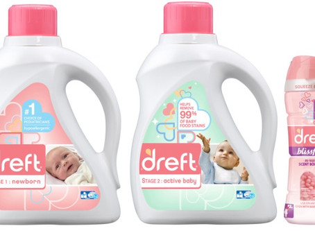 🙌Earn a $10 GC When  purchasing Dreft detergent at  Target 🎯 this Week!