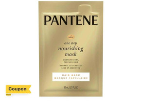 ✅Grab your Pantene Hair  mask  absolutely FREE using your HEB DIGITAL COUPON!🚨