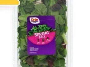 *FREE Dole Spring Mix Calm Shell 10oz using digital coupon at HEB!*