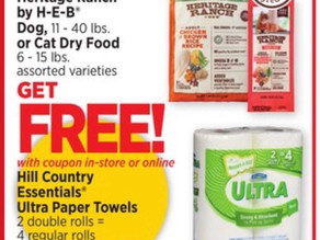 🤗Get 🆓 Hill Country Essentials Ultra Paper Towels!