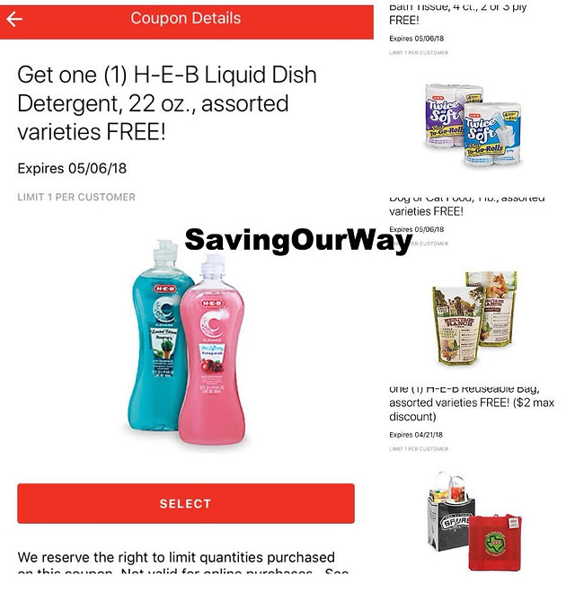 graphic relating to Heb Printable Coupons referred to as Observe your HEB Electronic Coupon codes for FREEBIES and Basket Coupon codes!
