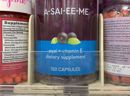 🔇.98 cents for HEB Dietary supplements! To see more deals go to savingourway.com