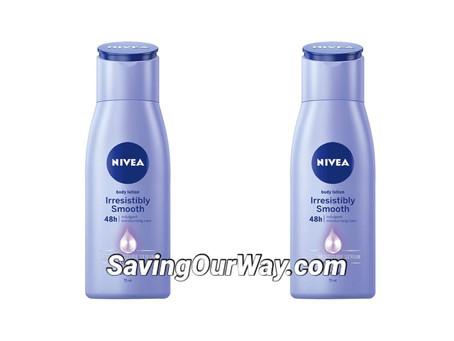 *78% Savings on Nivea lotion at Walgreens! *