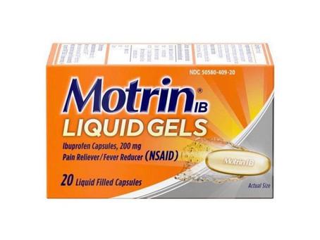 🙌51% Savings on Motrin at HEB!