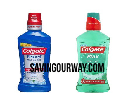 🎉.89 cent Colgate mouthwash! See where to Run in my post! 🏃