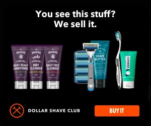 Dollar Shave Club SavingOurWay.com