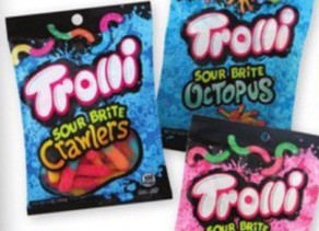 🔇FREE TROLLI PEG CANDY BAG AT HEB THIS WEEK! Go to savingourway.com to see more deals!