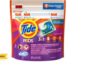 🔈 TIDE Detergent Digital Deal at HEB! Subscribe to savingourway.com to see more deals!🏃🏻‍♀️