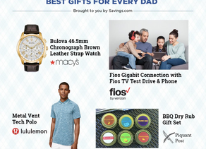 *CLICK ME* for THE GUIDE for the BEST Gifts for Every DAD!