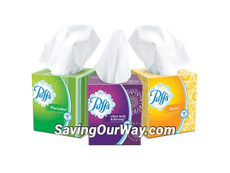 *63% Saving on Puff tissue at Dollar General this week!*