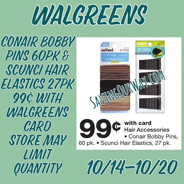photo regarding Conair Printable Coupons referred to as Simply just $0.99 @ Walgreens this 7 days!