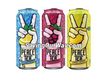 42% Savings on peace teas! Time to Stock up! ⬇️