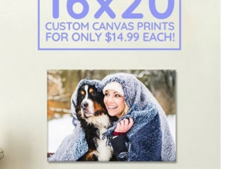 Order Unlimited Easy Canvas for $14.99 Each!(Perfect Valentines & Easter Gift)! Hurry, Grab yours!