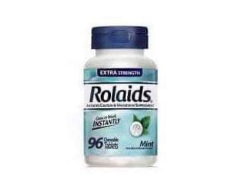 ✔️Pay $1.63 for Rolaids Extra Strength Antacid Tablets (regular priced $3.83! )