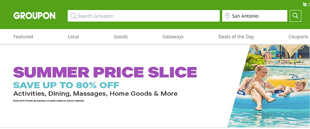 picture regarding Home Goods Printable Coupons titled Summertime Charge Slash: Up in direction of 80% Off Actions, Eating
