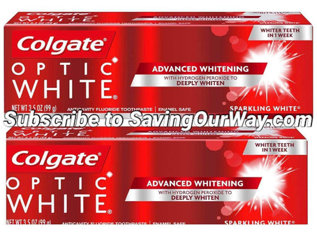 Who needs absolutely Free Toothpaste? Check out my Blog!