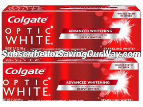 👀91% Savings on Colgate toothpaste! Pay only $0.38 cents!