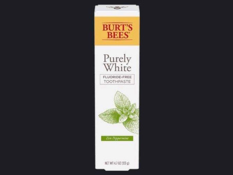 $.97 cent Burts Bees Toothpaste using Ibotta! If new,  Sign up with my Ibotta code uscldqn!