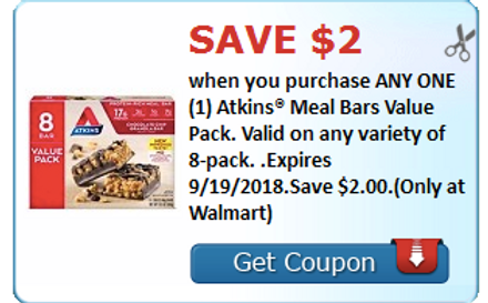 graphic regarding Atkins Coupon Printable referred to as Printable Discounts upon Glee Gum, Atkins Dinner Bars and a great deal