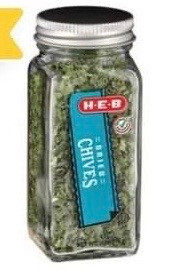 HEB DRY Chives deal making a low out of pocket! 💸
