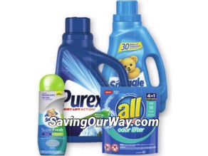 💙CLICK ME! 💰 Save 53% on All, Purex or Snuggle for your 🧺 needs! 💙