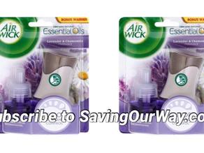 *52% Savings on Air wick scented oil starter kit this week at Dollar General this week! *