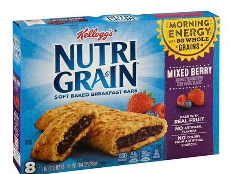 *FREE Kellogg's Nutri Grain Bars at HEB! See how to get them Free in my post! *