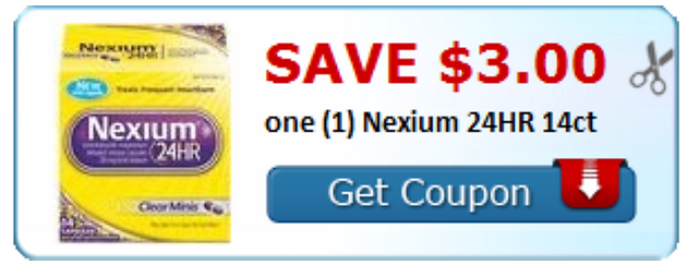 picture about Nexium Coupons Printable known as 🔥HOT🔥 Printable of the Working day Nexium Help you save $3!!!