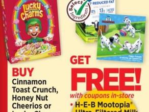 🆓 H‑E‑B Mootopia Ultra Filtered Milk 🥛& Read 3 Book 📚!