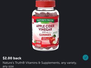 😱$1.94 for 2 Natural truth vitamins regular priced ($10.94)