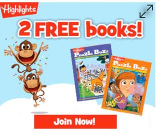 2 FREE books