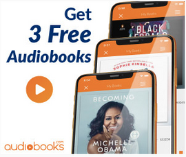 30 Day Audiobooks FREE Trial