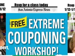 💰Brenda Anz & Jenn King  are Excited to Teach you the World of Couponing! First Class January 12th!