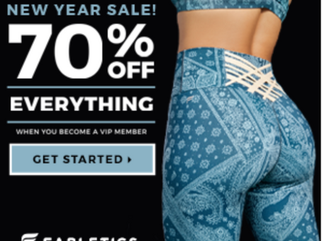 Are you new to Fabletics?! You will not be  disappointed with leggings 2 for $24 Comfy to the touch!