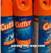 🚨 Pay .44 cents a can on Cutter 🦟 Insect Spray when using Ibotta!!use code
