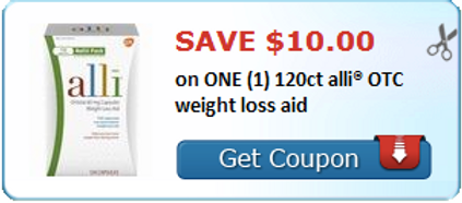 Printable Coupon Money For Alli Otc Weight Loss Aid By Clicking Here