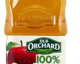 😱  .73 cent Old Orchard 100% Apple Juice 64oz at HEB!