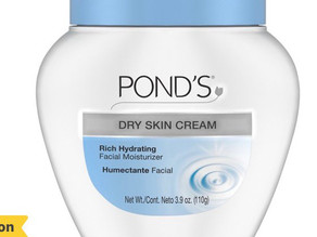 *Ponds Skin Care only .48 cents (Total Run Deal!)*