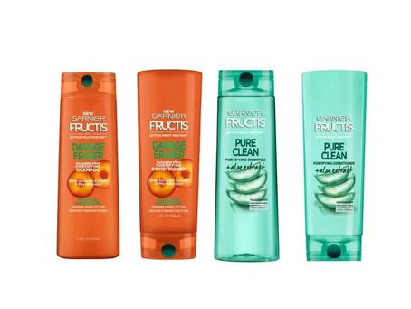 🙌Can you say FREE Garnier Fructis shampoo/conditioner😱