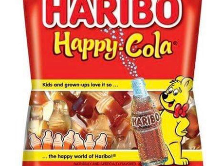 👀Pay .33 cents for Haribo - Happy Cola Gummi Candy!