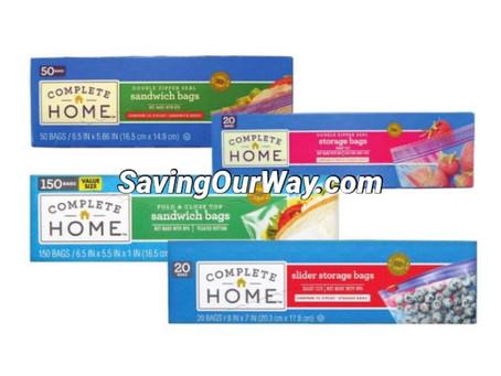 👀68% Savings Nice bag bags!(sandwich, storage & zipper bags)
