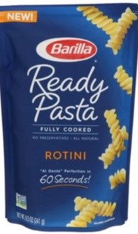 🔇Pay .68 cents for Barilla Ready Pasta pouch using your Sunday $1 mfg. Coupon! Run deal🚨